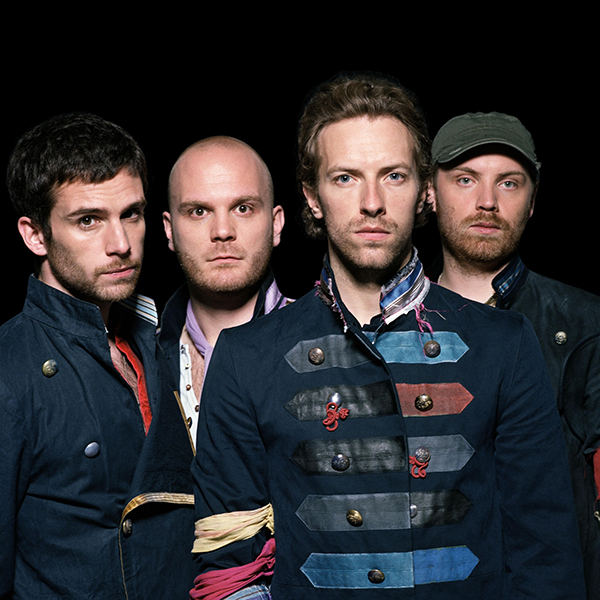 Coldplay Reign Of Love