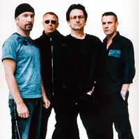 U2 Moment of Surrender (Live)